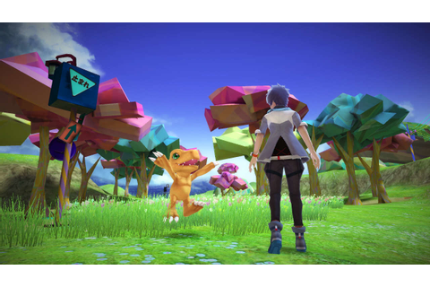 New Info and Screenshots Revealed For Digimon World: Next ...