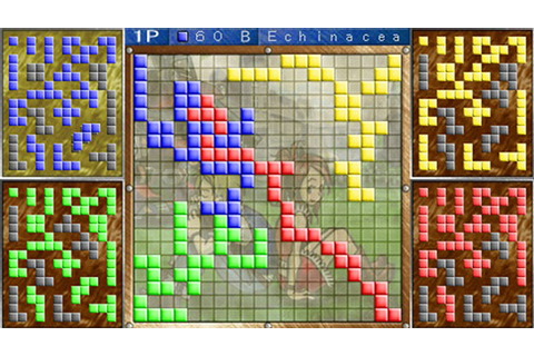 Blokus Portable: Steambot Championship Game | PSP ...