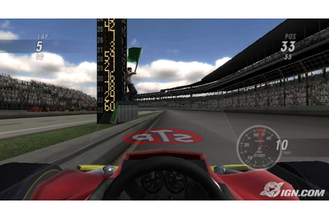 Indianapolis 500 Legends Review - IGN