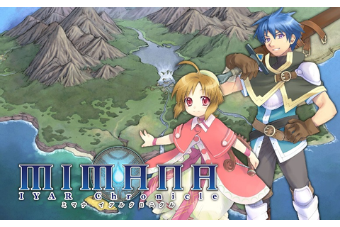 Download Mimana Iyar Chronicles PSP PPSSPP | Senpaigame ...