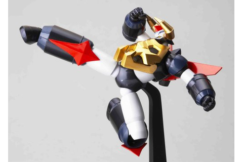 Dangaioh Kaiyodo Revoltech Super Poseable Action Figure ...