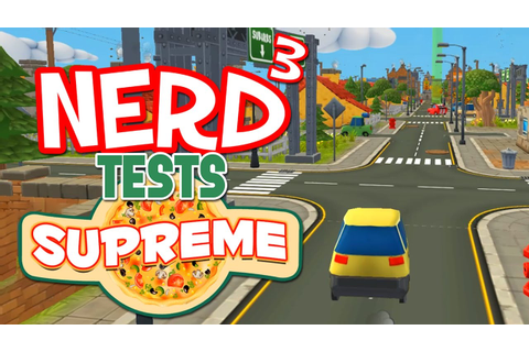 Nerd³ Tests... Supreme: Pizza Empire - Saucy - YouTube