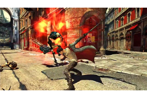 Devil May Cry 4 PC Game Iso Full Version | Download Game ...