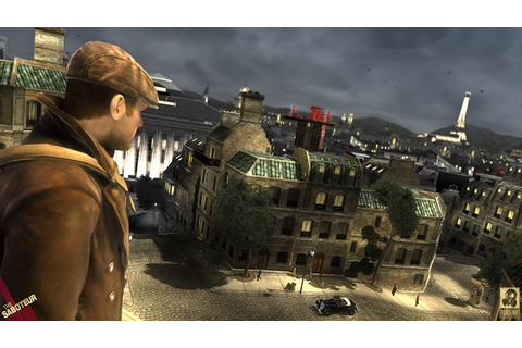 The Saboteur [Online Game Code]: Amazon.co.uk: PC & Video ...