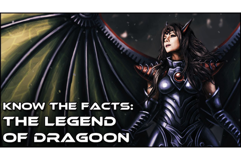 The Legend of Dragoon - Know the Facts! (Things you didn't ...