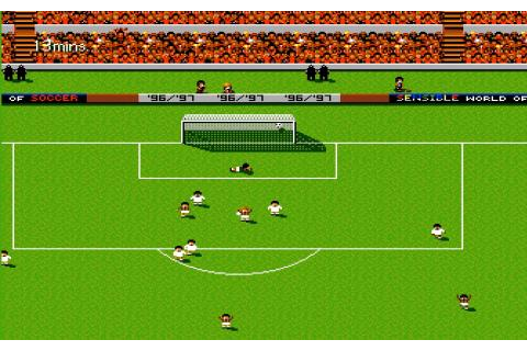 Sensible World of Soccer 96/97 (1996) - PC Game