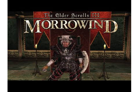 The Elder Scrolls III Tribunal Walkthrough - Morrowind ...