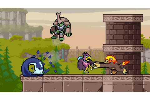 Rivals of Aether coming to Xbox One Game Preview July 13 ...