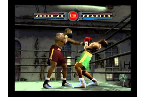 Fight Night 2004 ... (PS2) - YouTube
