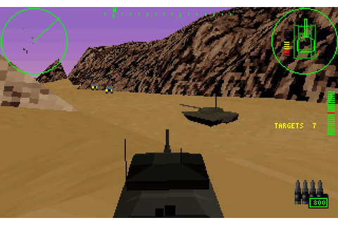 Tank Commander Download (1995 Simulation Game)