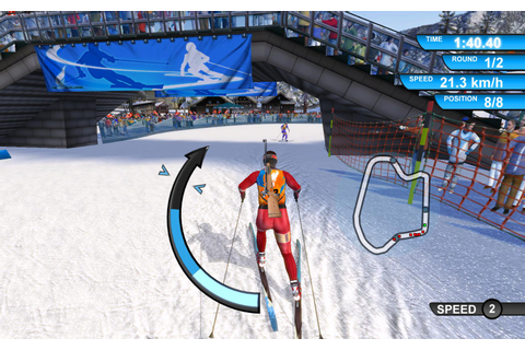 RTL Winter Sports 2009 - Spieleratgeber NRW