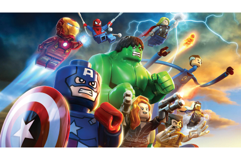 New LEGO Marvel Super Heroes Video Game coming soon ...