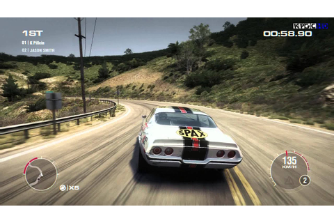 Grid 2 Gameplay (Muscle Cars) HD [PC] - YouTube