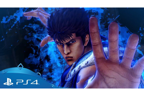 Fist of the North Star: Lost Paradise | E3 2018 ...