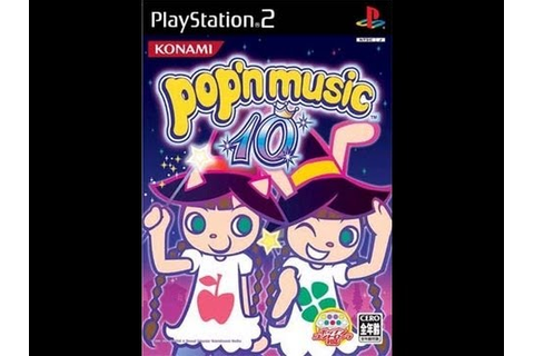 Koru's Game Reviews: Pop'n Music 10 (PS2) - YouTube