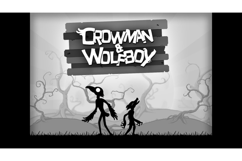 Crowman & Wolfboy - iOS Adventure by Wither Studios, LLC ...