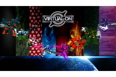 Virtual On Wallpaper: Operation Moongate Cyber Troopers ...