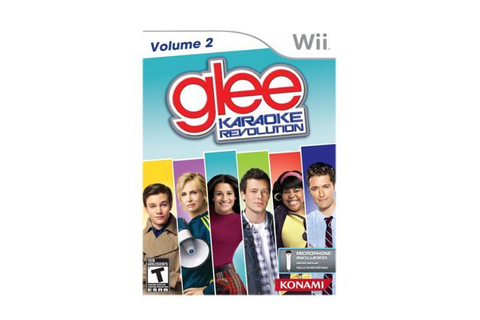 Karaoke Revolution Glee 2 - Bundle Wii Game - Newegg.com