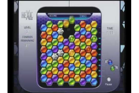 Hexic HD - Timed Game - YouTube