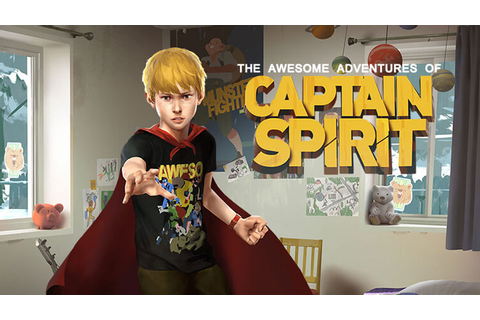 Les Aventures Extraordinaires de Captain Spirit - PS4 ...