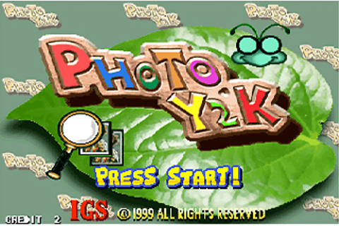 Photo Y2K - Videogame by I.G.S.