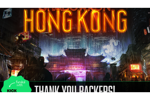 Shadowrun: Hong Kong by Harebrained Schemes LLC —Kickstarter