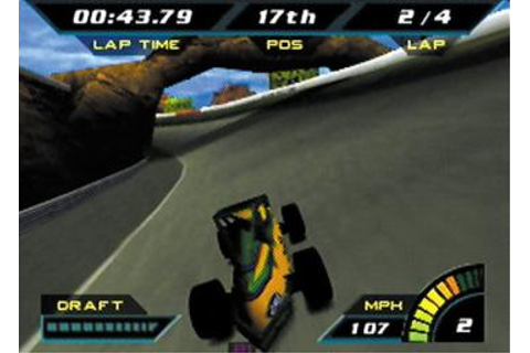 Screens: Indy Racing 2000 - N64 (2 of 8)