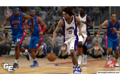 NBA 2K7 Screenshots and Images - GamingExcellence