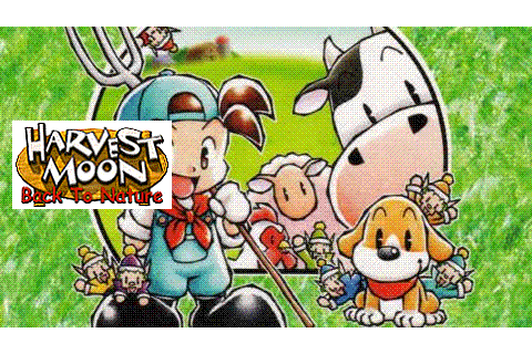 Download Game Harvest Moon Back To Nature [MF/IDWS] 23 MB