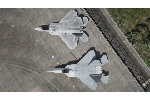 YF-22 Lightning II [Add-On] 1.0 for GTA 5