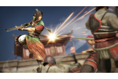 Dynasty Warriors 9: How To Quickly Bond With Officers ...