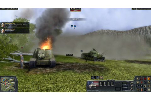 Theatre Of War 3 Korea Game - Free Download Full Version ...