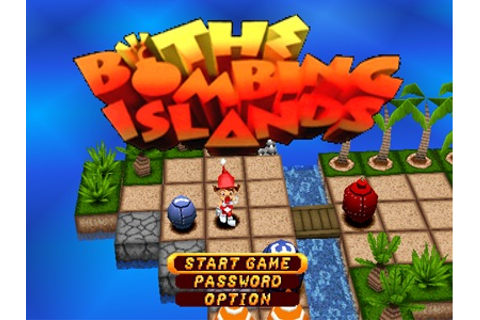 Bombing Islands PS1 ISO - Download Game PS1 PSP Roms Isos ...
