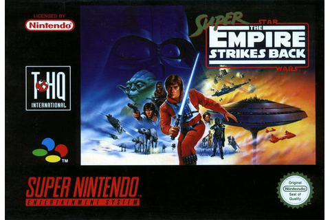 Super Star Wars - The Empire Strikes Back (USA) ROM
