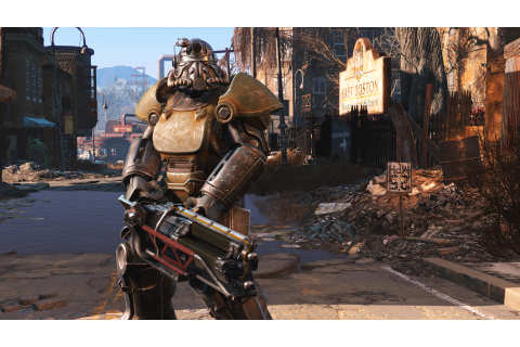 Fallout 4 PS4 Has Severe Frame Rate Issues, According To ...