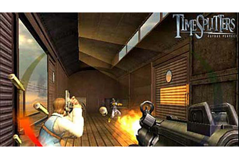 TimeSplitters 2 Game | PS2 - PlayStation