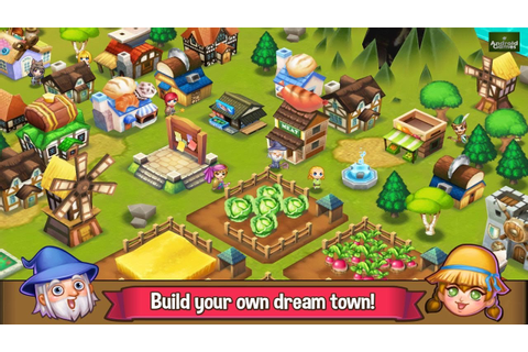 Adventure Town Preview HD 720p - YouTube