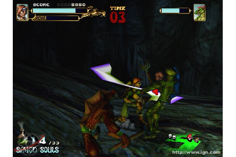 Soul Fighter Screenshots, Pictures, Wallpapers - Dreamcast ...