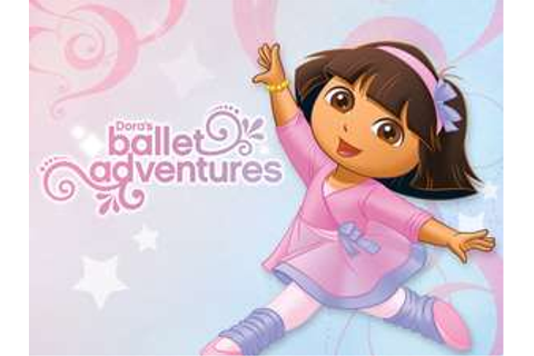Dora's Ballet Adventure Game: Pattern Recognition