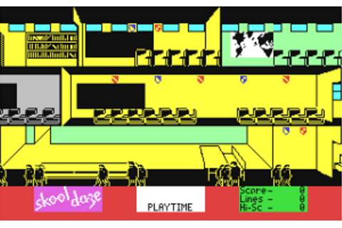 Skool Daze | Retro Gamer