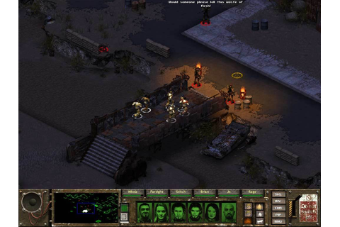 Download Fallout Tactics: Brotherhood of Steel Full PC Game