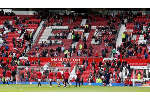 Bomb Scare Stalls Manchester United Vs Bournemouth Game