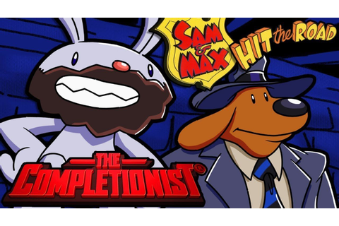 Sam & Max: Hit the Road | The Completionist | New Game ...