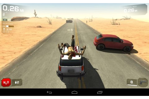 Zombie Highway 2 Android Game APK (com.auxbrain.zh2) by ...