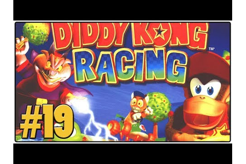 Diddy Kong Racing - Definitive 50 N64 Game #19 - YouTube