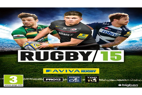 Rugby 15 Pc Game Free Download - Full Version Games ...