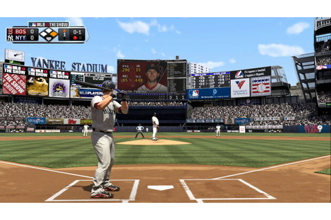 MLB 13: The Show with MLB 2K13 Commentary - YouTube