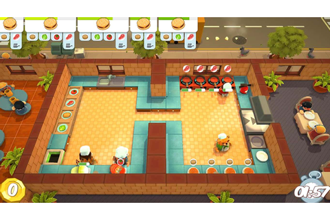 Overcooked on Xbox One can now be pre-ordered