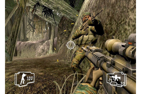 Free Download PC Games and Software: Shadow Ops Red ...