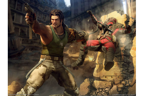 Bionic Commando - Video Games Wallpaper (25464707) - Fanpop